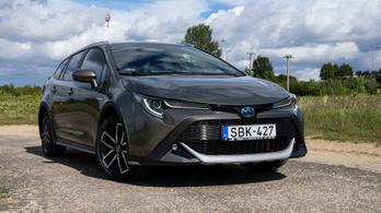 Toyota Corolla Trek 1.8 Hybrid – 2020.