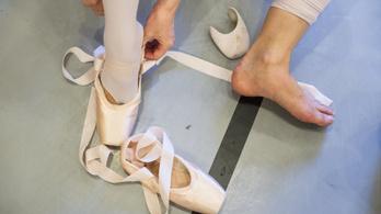 Koronavírusos lett egy balettművész