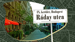 Ki az a Ráday, akiről Budapest egyik legmenőbb gasztroutcáját elnevezték?