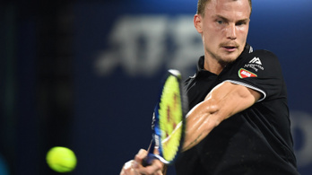 Fucsovics győzött, a legjobb 32 között van a US Openen
