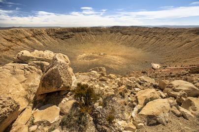 meteor-krater