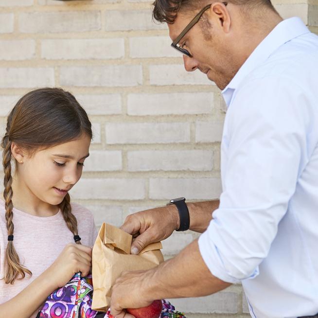 Iskolába és munkahelyre csomagolható ebéd