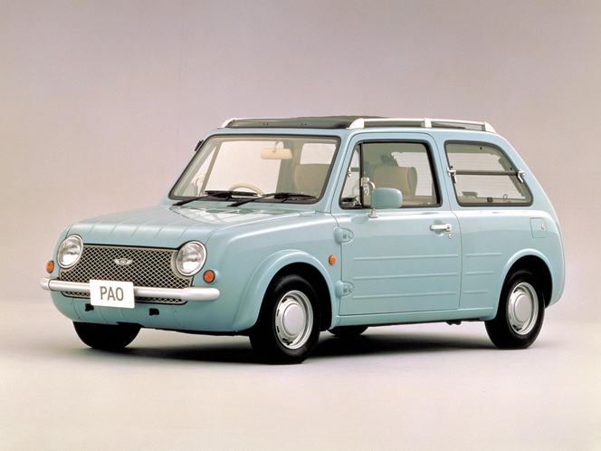 1987 Nissan Pao concept 01