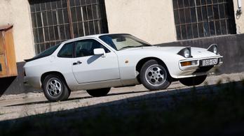 Használtteszt: Porsche 924 S – 1987.