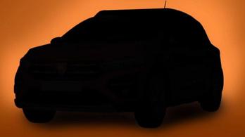 Három új Dacia jön a jövő héten