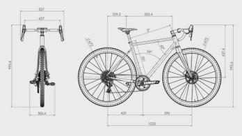 Hogyan keletkezik a bicikli?