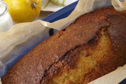 Nagyon puha citromos kenyér – Görög joghurt lazítja a tésztáját