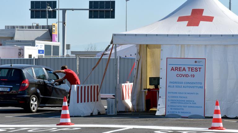 Koronavírus: Újra drámai a helyzet Olaszországban