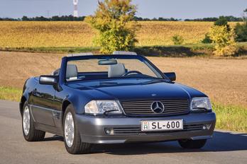 Mercedes-Benz Sl 1989