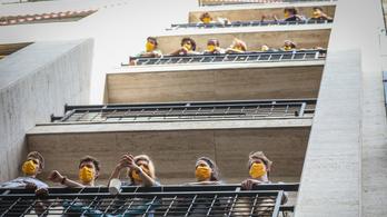 Egy berlini társulat is az SZFE-n történtek miatt tiltakozik
