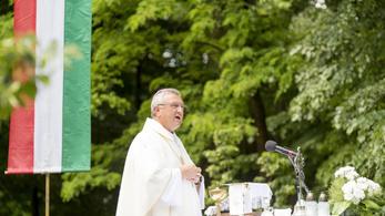 Az egyháztól érkezett bírálat Borkai Zsoltnak