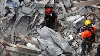 Nem érkeznek életjelek többé a bejrúti romok alól