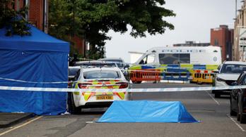 Több ember megsérült egy birminghami késeléses támadásban