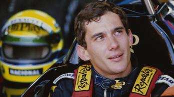 Sorozat készül Ayrton Senna életéről