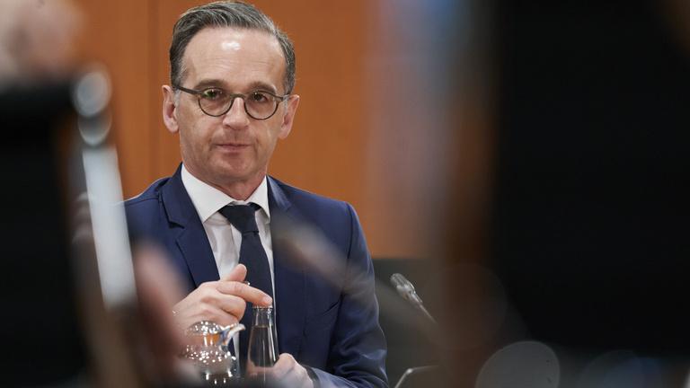A német külügyminiszter az orosz államot sejti a Navalnij-mérgezés mögött