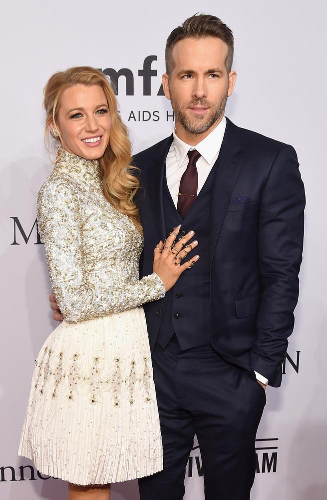 Ryan Reynolds a 2011-ben bemutatott Zöld lámpás forgatásán ismerkedett meg Blake Lively-vel