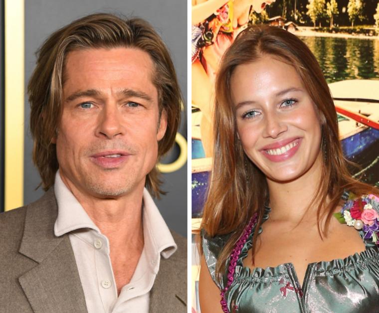 A végére hagytuk a legaktuálisabb párost, ugyanis Brad Pittről csak nemrég derült ki, hogy a fotónkon látható, lengyel gyökerekkel büszkélkedő német modellel jár - pedig elvileg már 9 hónapja tart a kapcsolatuk.Az 56 éves Pitt 27 éves szerelme, Nicole Poturalski ráadásul már 8 éve házas, férjétől egy fia is született, aki már 7 éves