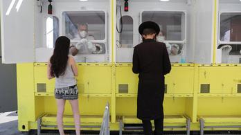 Izraelben már ezer felett jár a koronavírus halálos áldozatainak száma