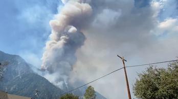 Babaváró buliról indulhatott a hétezer hektáros tűz