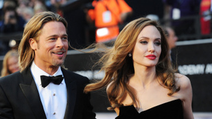 Angelina Jolie kiakadt Brad Pittre, amiért a sztár új barátnőjét a régi szerelmi fészkükbe vitte