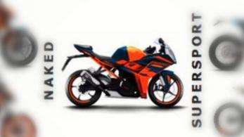 KTM: új RC modell és egy kínai 750-es blokk