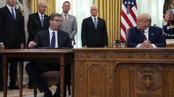 Trumpból sem lett balkáni békecsináló