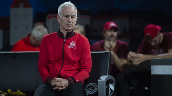 John McEnroe: Mostantól örökre Djokovics lesz a tenisz rosszfiúja
