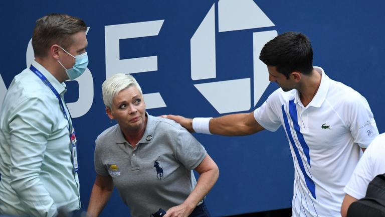 Embertelen döntés volt Djokovics kizárása, de jogszerű