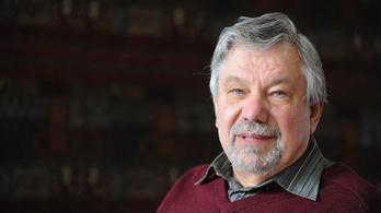 Dubrovay László zeneszerző vehette át a Magyar Művészeti Akadémia Nagydíját