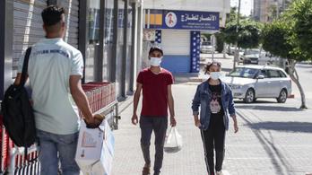 Csak éjszakai zárlat lesz Izraelben a különösen fertőzött helyeken