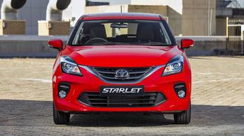 Feltámad a Toyota Starlet, Suzuki-alapokon