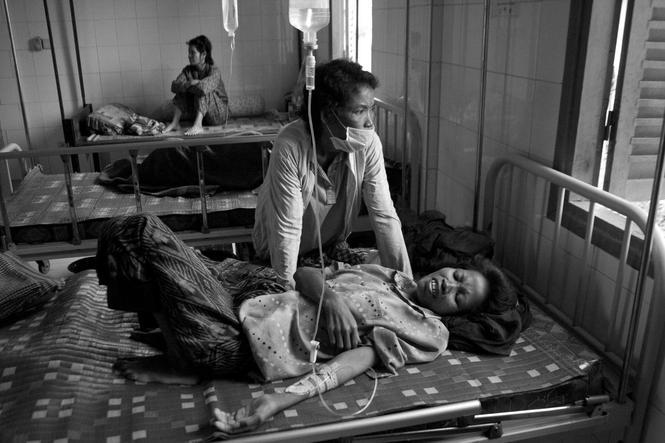 kambodzsa hiv pozitiv beteg apolo