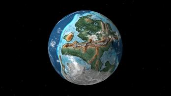 Nézze meg, hogyan nézett ki a lakóhelye több millió évvel ezelőtt