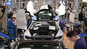 A német ipari termelés enyhe emelkedésével kalkulálnak