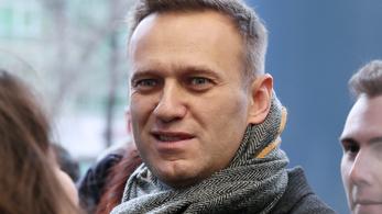 Magához tért a kómából Alekszej Navalnij