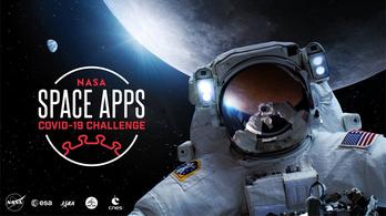 Idén is megtartja a NASA a világ legnagyobb hackathonját