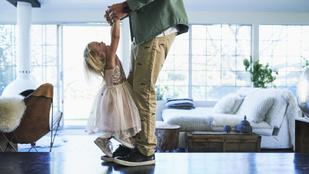 Az apai kötődés más, és ebben rejlik az értéke