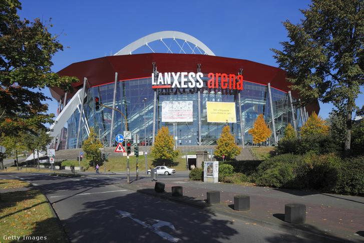 A kölni Lanxess Aréna