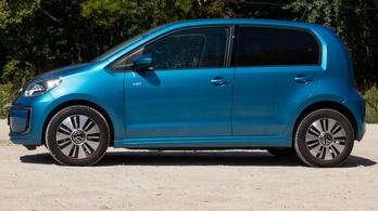 Új VW e-UP gyors halála