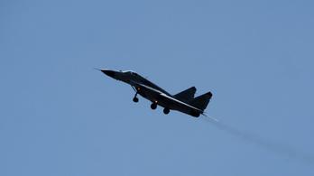 Líbiában lelőttek egy MIG-29-est egy oroszul beszélő pilótával