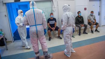 Nemzeti Népegészségügyi Központ: itt robbanhat a járvány Magyarországon