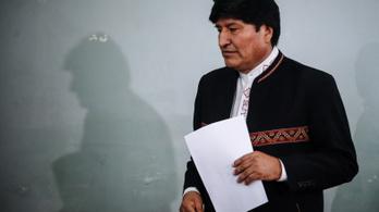 Evo Morales nem indulhat a választáson