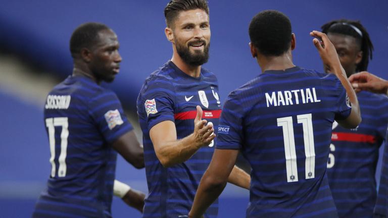 Déjá vu: a franciák ismét 4–2-re győzték le a horvátokat