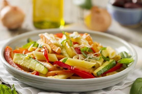 Jó sok zöldséggel a legfinomabb.