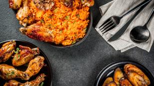 Hosszabbítsd meg a nyarat ezzel az afrikai hangulatú jollof rizzsel