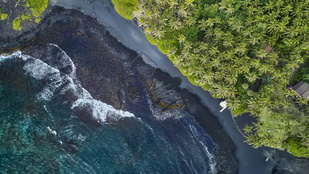 Tudtad, hogy Hawaii minden évben 7,5 centivel közelebb kerül Alaszkához?