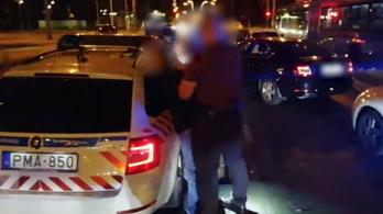 Rablótriót fogtak a rendőrök