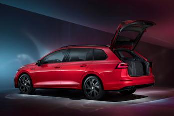 Nagyobbak és tágasabbak az új VW Golf kombi változatai