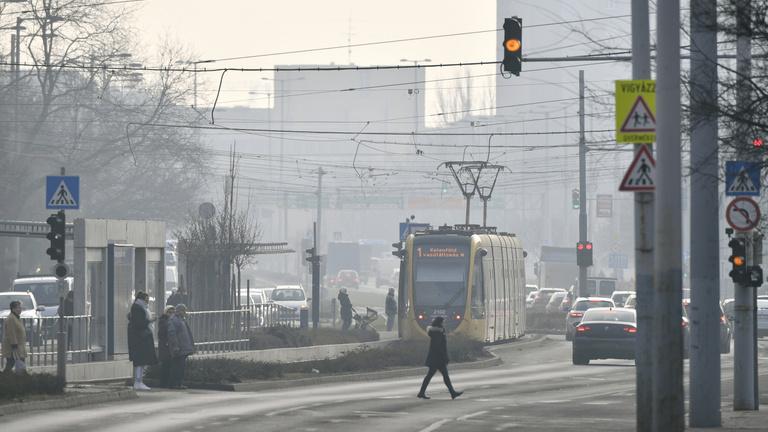 Nyolcból egy haláleset a légszennyezéshez köthető az EU adatai szerint