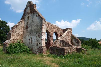 ecséri templom